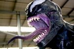 Venom Bust by angel-of-revenge-xxx