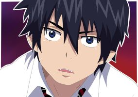 Rin okumura by Tabhita-anime-world