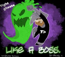 DP- LIKE A BOSS. by Kat-Phantom
