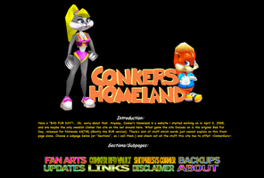 Site Preview by ConkerGuru