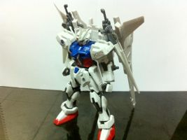 Cleru's Gunpla (for GBFXN) XN Strike Gundam by CLeRu087