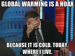 Climate Deniers in a Nutshell by Valendale