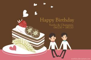 Happy Birthday Homin by EverKiss