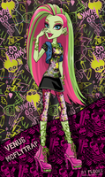 Venus McFlytrap by Flooks
