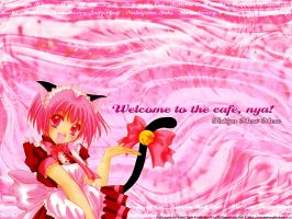 Welcome to the cafe, nya by Ichigo-Fujiwara