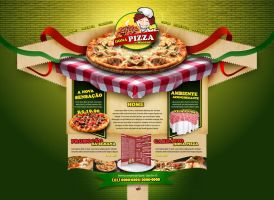 Dona Pizza e Massas by thdweb