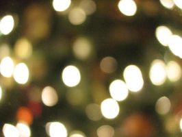 Holiday light texture 1 by thiselectricheart