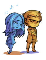 Doom-Seeker: Beau and Billy by BloodnSpice