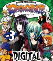 DOON 3 2014 DIGITAL by DoonMangazine