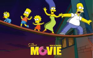 Simpsons Movie Wallpaper 7 by fonsecajipa