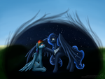 Please forgive me Rainbow Dash by Adalbertus