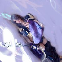 KUja cosplay by CaelpHer