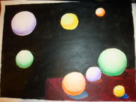 +Spheres Color Theory Project+ by Fire-sama