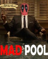 Madpool by ProjectCornDog