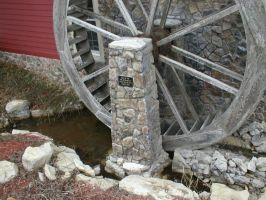 Mill wheel by darchiel