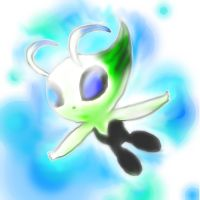 Celebi by GreenGamerJ