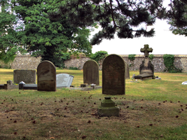 Graveyard Stock PNG by insanecatlady