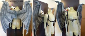 VTM Gargoyle Wings by Magpieb0nes