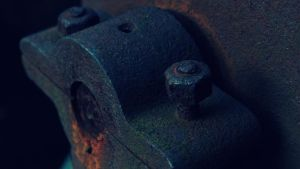 Rusted Bolt by NovaFlux