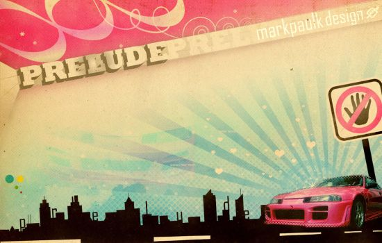 Pink Prelude by mpk2