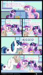 Comic Block: Somepony's In The Kitchen by dm29