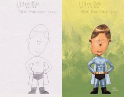 5th grade collab. Ultra Nate by JeremyColwell