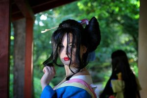 Hell Girl by Lumis-Mirage