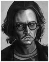 Johnny Depp by vigshane
