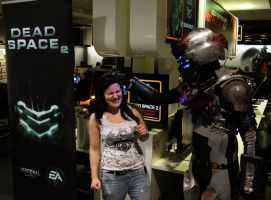 Dead Space 2 launch- pwnage by behind-the-sun