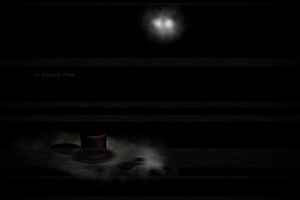 Nightmare Fredbear (Extra effects) 1 by ZeroGamingOFFICIAL