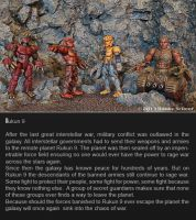 3D Printed Action Figures Overall Story by hauke3000