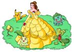 Belle Pokemon Trainer by jmascia
