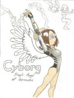 Cyborg by DrMadison