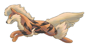 Arcanine by NeoTheBean