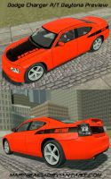 Dodge Charger RT Daytona Beta Preview by MarineACU