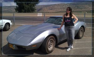 1978 Chevrolet Corvette by maska13