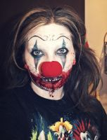 Clown by ZombieLolitaPrincess
