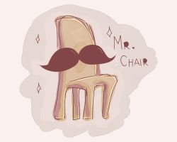 Mr. Chair by MatouKuroi