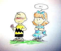Charlie Brown Valentine by NicoTopin