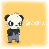 Yanchamu by Bluekiss131