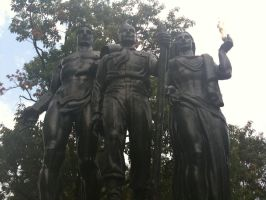 Boy Scout Memorial 3 by 44NATHAN