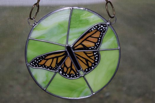 Monarch Butterfly No Light by AutobotWonko