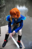Fushigi Yuugi - By the Water and Calm by EveilleCosplay