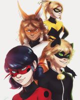 Miraculous! by MegS-ILS
