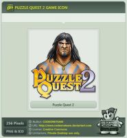 Puzzle Quest 2 Icon by CODEONETEAM