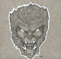 Wolfman by JamileJohnson