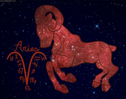Aries: the Ram by x-Fox-Feathers-x