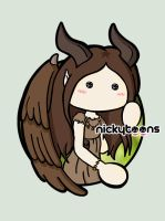Maleficent by NickyToons