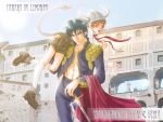 Tauromaquth-Sin and Sena by LemonPo