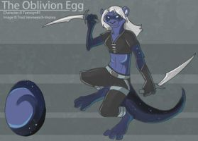 The Oblivion Egg by Ulario